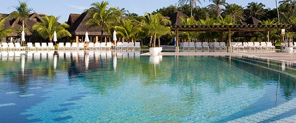 Os 10 melhores resorts all inclusive do brasil elite resorts for Mediterranean all inclusive resorts