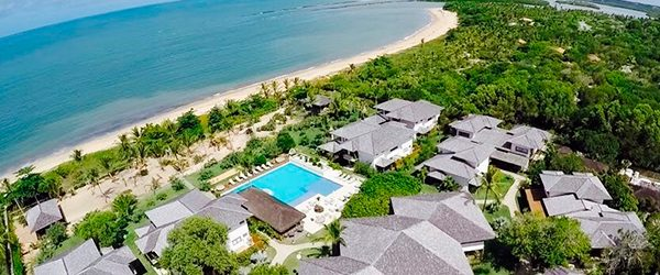 Campo Bahia - resorts para famílias com três crianças