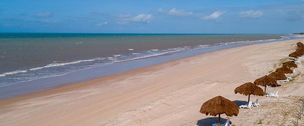 Praia de Touros - Rio Grande do Norte