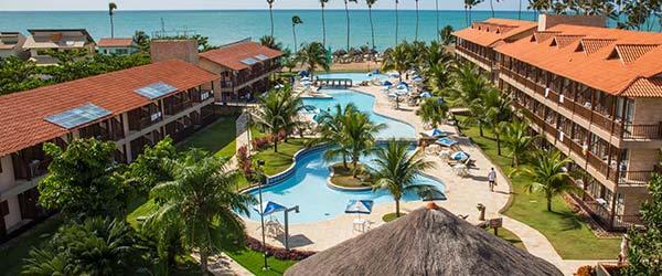 Melhores resorts all inclusive do nordeste: Salinas Maceió