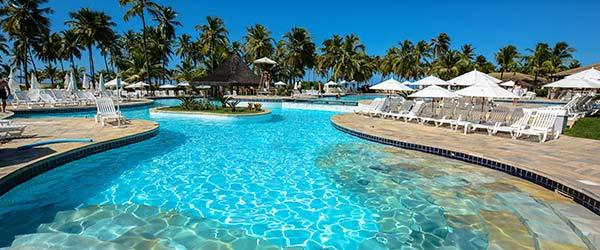 Melhores resorts all inclusive no nordeste: Sauípe Resorts