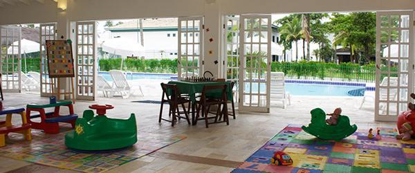 Melhores Resorts para ir com bebês Casa Grande Hotel Resort Guarujá
