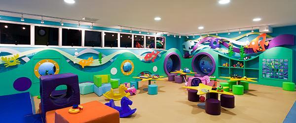 Melhores resorts para ir com bebês Tauá Resort Caeté