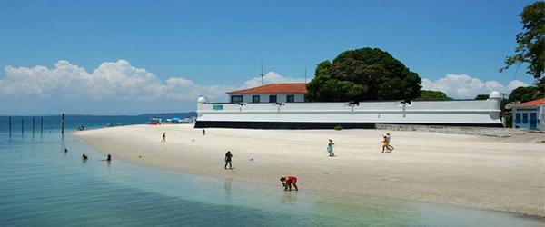 O que fazer na Ilha de Itaparica
