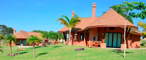 Chalé do Malai Manso Resort