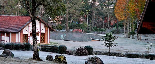 Lugares para viajar no inverno Monte Verde Minas Gerais