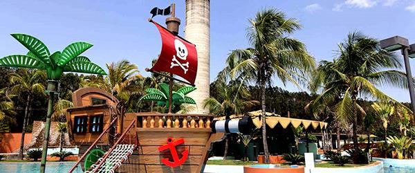 Melhores Resorts do Brasil - Blue Tree Park Lins