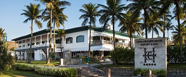 Melhores Resorts do Brasil - Casa Grande Hotel Resort & Spa