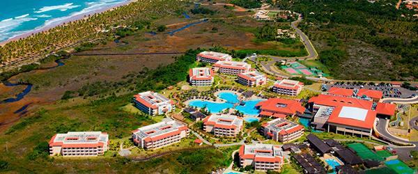 Melhores Resorts do Brasil - Grand Palladium Imbassaí