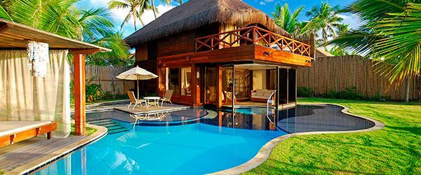 Melhores Resorts do Brasil - Nannai Resort & Spa