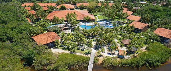 Melhores Resorts do Brasil - Pratagy Beach Resort
