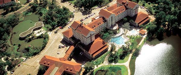 Melhores Resorts do Brasil - Tauá Grande Hotel Termas Araxá