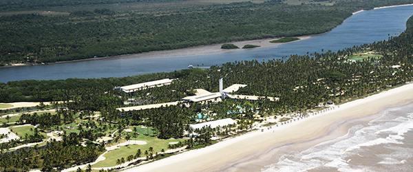 Melhores Resorts do Brasil - Transamerica Comandatuba