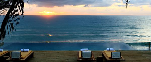 Piscinas do Kenoa Resort