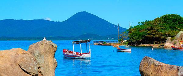 Praias de Florianópolis para a Família