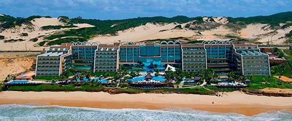 Resort em Natal - Serhs Natal Grande Hotel