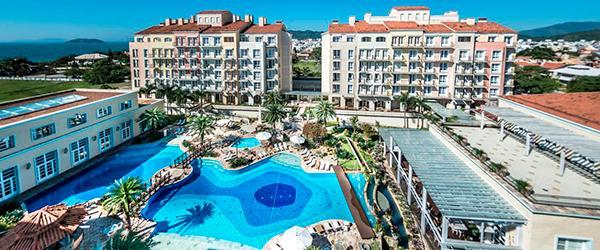 Resorts Em Santa Catarina IL Campanário Resort