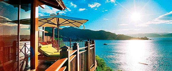Resorts em Santa Catarina Ponta dos Ganchos Exclusive Resort