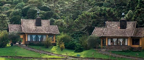 Resorts em Santa Catarina Rio do Rastro Eco Resort