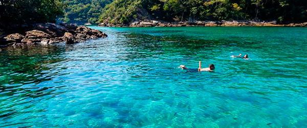 Praias de Angra dos Reis: Lagoa Azul - Ilha Grande
