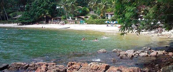 Praias de Angra dos Reis: Praia da Figueira