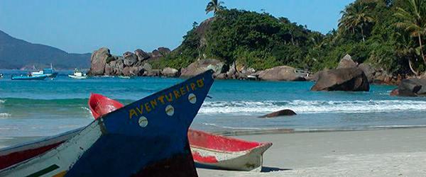 Praias de Angra dos Reis: Praia do Aventureiro - Ilha Grande