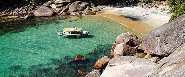 Praias de Angra dos Reis: Praia do Caxadaço