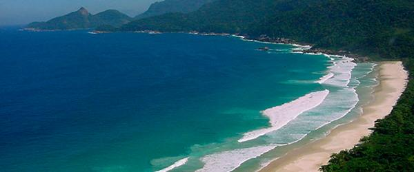 Praias de Angra dos Reis: Praia do Lopes Mendes