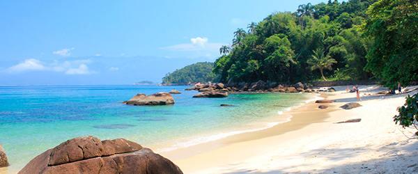 Praias de Angra dos Reis: Praia Secreta