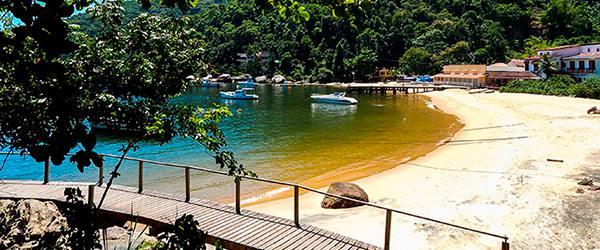 Praias de Angra dos Reis: Praia Vermelha - Ilha Grande