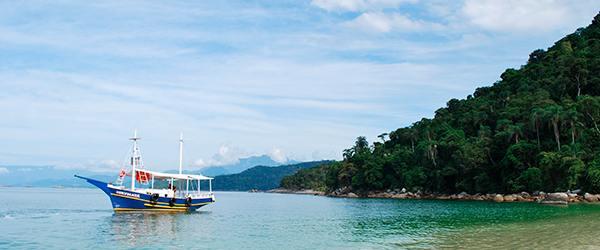 Praia de Angra dos Reis: Ilha da Gipóia