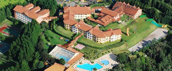 Resorts em Minas Gerais - Monreale Hotel Resort