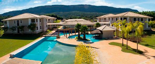 Resorts em Minas Gerais - Santíssimo Resort