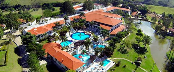 Resorts em Minas Gerais - Vale Suíço Resort