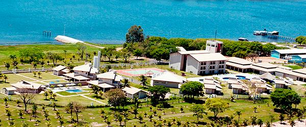Resorts em São Paulo: Resort da Ilha