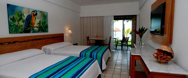 Portobello Resort & Safari: acomodações