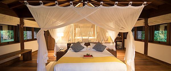 Txai Resort Itacaré: acomodações