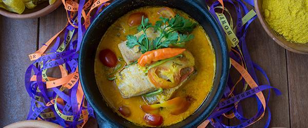 Txai Resort Itacaré: gastronomia