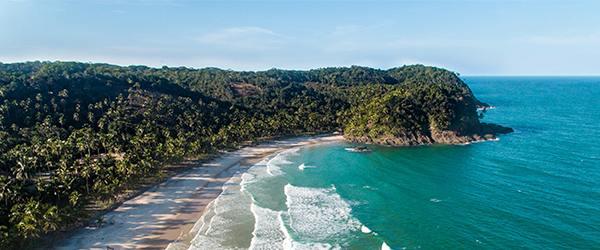 Costa do Cacau: quando chegar