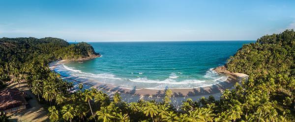 Costa do Cacau - Bahia