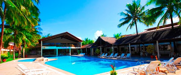 Nauticomar Resort - Pet Friendly em Porto Seguro