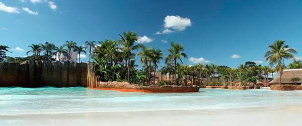 Parques aquáticos em Olímpia: Hot Beach Olímpia