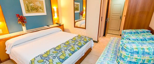 Porto Real Resorts - acomodações