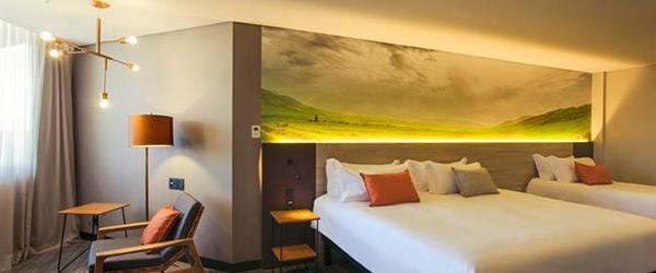 Resort em Itu: acomodações Novotel Golf & Resort