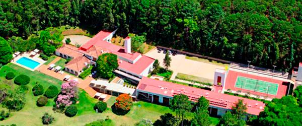 Resorts com campo de golfe no Brasil: Garden Hill Hotel e Golfe Resort