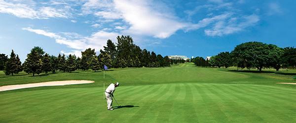 Resorts com campo de golfe no Brasil: Club Med Lake Paradise
