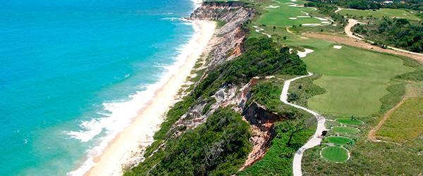 Resorts com campo de golfe no Brasil: Club Med Trancoso