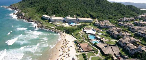 Resorts com campo de golfe no Brasil: Costão do Santinho