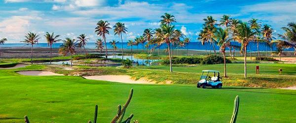 Resorts com campo de golfe no Brasil: Dom Pedro Laguna
