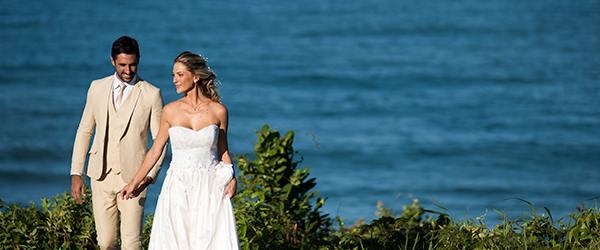 Os cinco melhores resorts para casamento no Brasil
